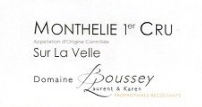 Domaine BOUSSEY à Monthélie (21)  Visite...