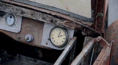 1931 - CITROEN B2 CARROSSERIE MANESSIUS Probablement la seule B2 survivante carrossée...