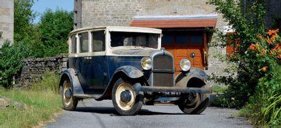 1931 - CITROEN C4G
