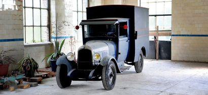 1927 - CITROEN B15 FOURGON