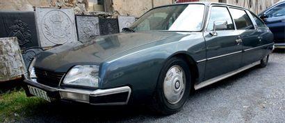 1976 - CITROËN CX PRESTIGE PAVILLON PLAT