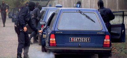 1991 - CITROËN CX 25 TGI « GIGN » Ex-voiture du GIGN Equipements spécifiques Une...