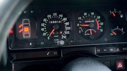 1987 - CITROËN CX GTI TURBO 3e main Dossier d'entretien complet Très bel état Carte...