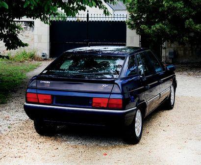 1998 – CITROËN XM V6 EXCLUSIVE Première main Seulement 72000 km Version la plus...