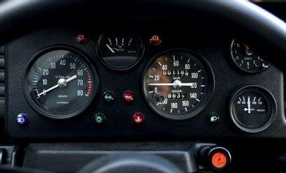 1984 - CITROËN VISA 1000 PISTES Seulement 1100 km d'origine Dans un Showroom pendant...