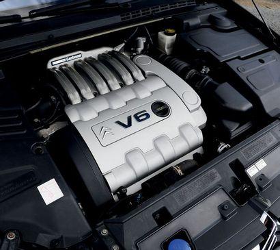 2004 - CITROËN C5 V6 BREAK BY CARLSSON Rarissime en France Superbe état et historique...