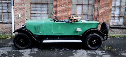 1926 - CITROEN B14 G CADDY