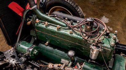 1934 - CITROEN ROSALIE 15AL « CHASSIS NU » Très rare à la vente Restauré de A à Z...