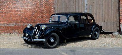 1937 - CITROEN TRACTION 11B LIMOUSINE