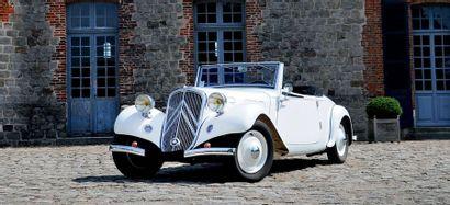 1934 – CITROEN TRACTION 7C ROADSTER