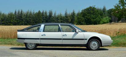 1989 - CITROËN CX PRESTIGE TURBO 2