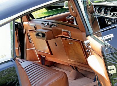 1974 - CITROËN DS 23 PRESTIGE Restauration exceptionnelle Une des toutes dernières...