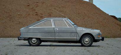 1971 - CITROËN M35