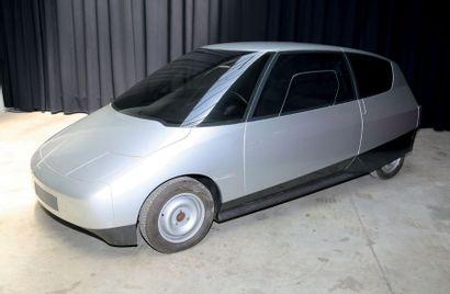 1983 - CITROËN ECO 2000 Collection du Conservatoire Citroën Maquette originale Objet...