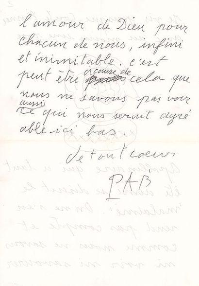 BENOIT (Pierre-André). 1921-1993.<br/>Ecrivain poète, illustrateur et éditeur d'Art