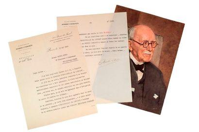 CITROËN (André). 1878-1935.<br/>Ingénieur, constructeur d'automobile