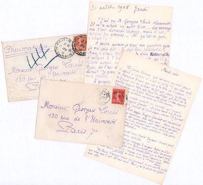 LOUYS (Pierre). 1870-1925.<br/>Ecrivain
