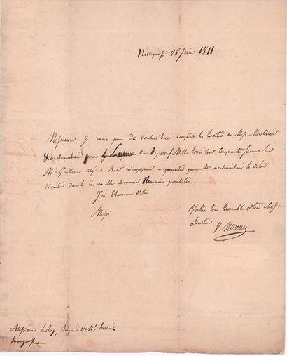 MOREAU (Jean-Victor). 1763-1813.<br/>Général