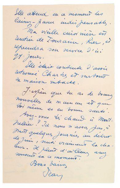 MOULIN (Jean). 1899-1943.<br/>Figure de la Résistance