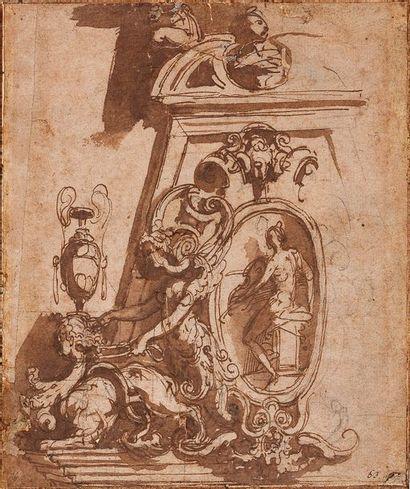 JACOPO ZANGUIDI DIT IL BERTOIA (PARME 1544 - 1574)