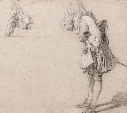 Etienne JEAURAT (Vermenton 1699 - Versailles 1789)