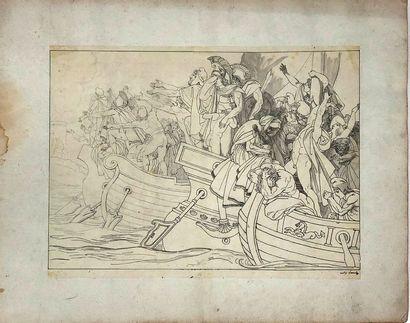 ATELIER DE ANNE-LOUIS GIRODET-TRIOSON (1767-1824)