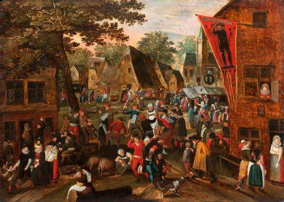 ATELIER DE MARTEN VAN CLEVE (ANVERS 1520 - ANVERS 1570)