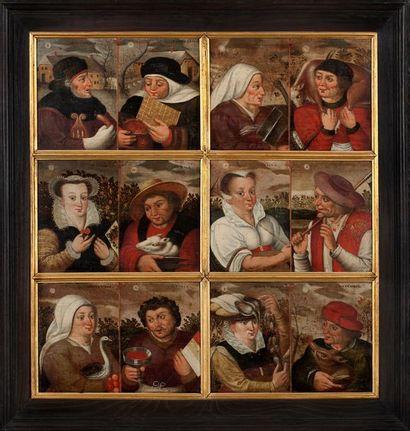 PIETER BALTEN (ANVERS 1540 - 1584)