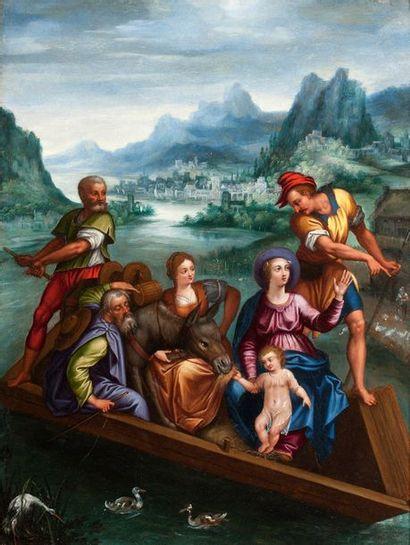 FRANCK PAUWELS DIT PAOLO FIAMMINGO (PAOLO DEI FRANCESCHI) (ANVERS 1540 - VENISE 1596)