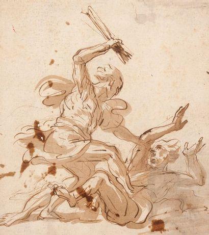 PIER FRANCESCO MOLA, DIT IL TICINESE (COLDRERIO 1612 - ROME 1666)