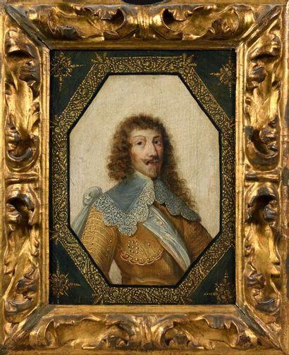 ATTRIBUÉ À CLAUDE DÉRUET (NANCY 1588 - 1660)