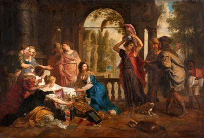 ERASME QUELLIN (ANVERS 1607 - 1678)