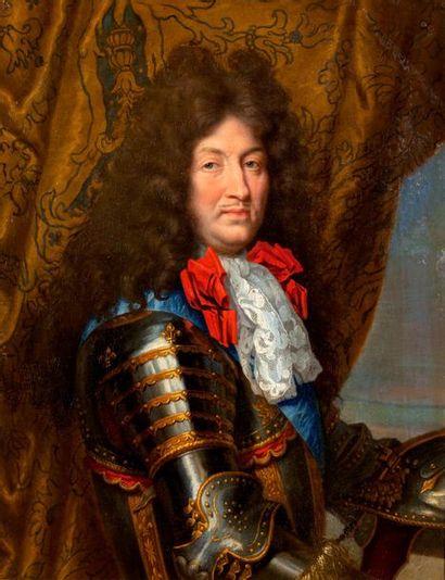 ATTRIBUÉ À PIERRE RABON (LE HAVRE 1619 - PARIS 1684)