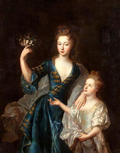 ATTRIBUÉ À FRANÇOIS DE TROY (TOULOUSE 1645 - PARIS 1730)