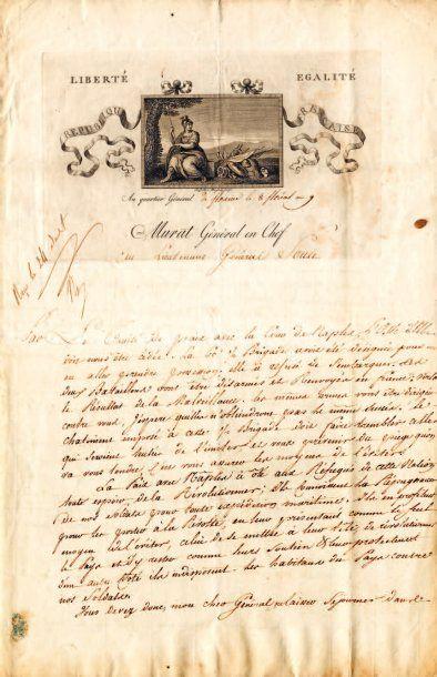 Joachim MURAT (1767-1815) maréchal, Roi de Naples.