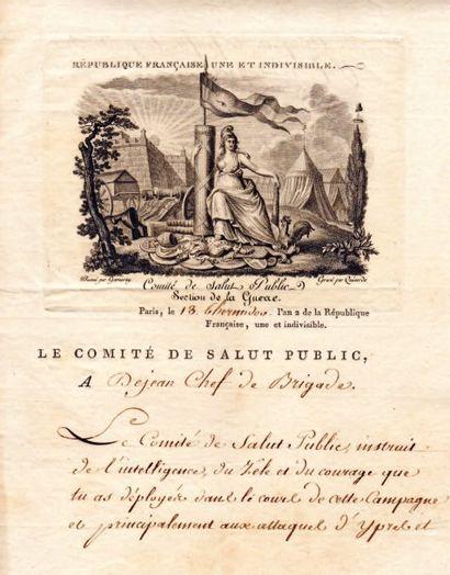 COMITÉ DE SALUT PUBLIC.