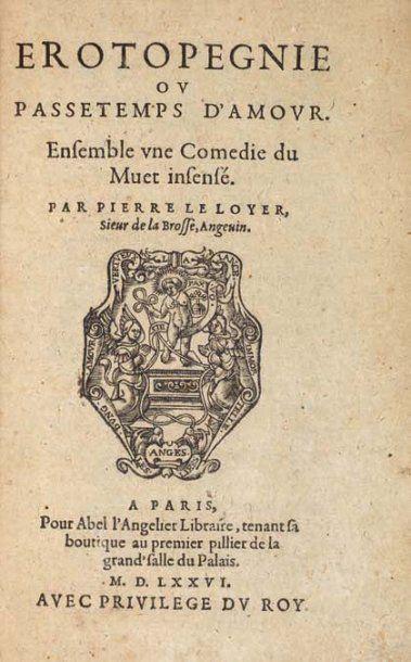 LE LOYER (P.)