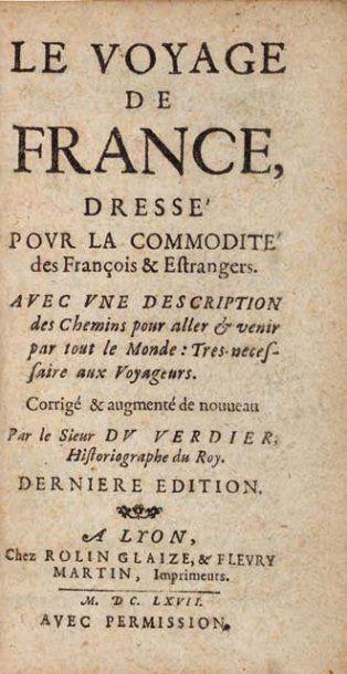 [VARENNES (Cl. et O. de)] et DU VERDIER (G. Saunier)