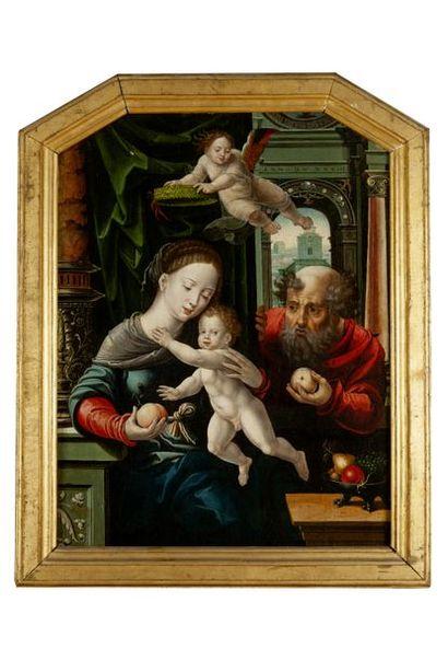 Pieter COECK van AELST  (1502-1550) et son...
