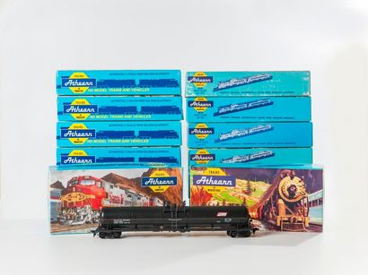 ATHEARN USA: Wagons marchandises dont couvert...