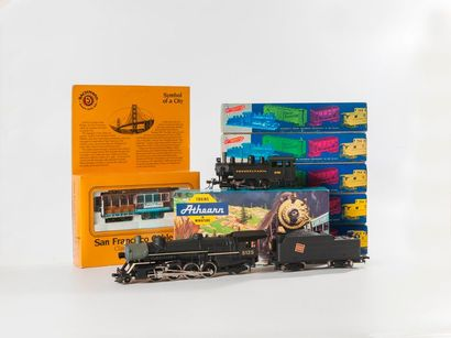 ROUNDHOUSE PRODUCTS – ATHEARN – IHC – WALTHERS...