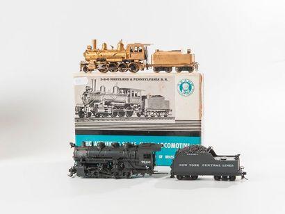 ALCO – AKANE (Japon): Locomotive US NY CENTRAL...