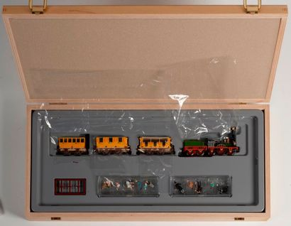 MARKLIN «HO»digital: Coffret de train...