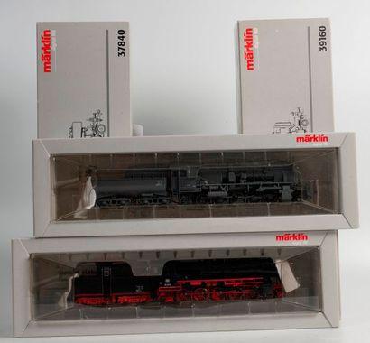 MARKLIN «HO»digital: Locomotive 150 DR...
