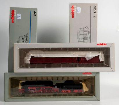 MARKLIN «HO»digital: Locomotive DR 232...