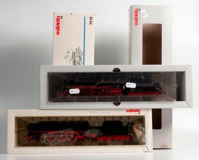 MARKLIN «HO»: Locomotive 231 DB – BR 012,...