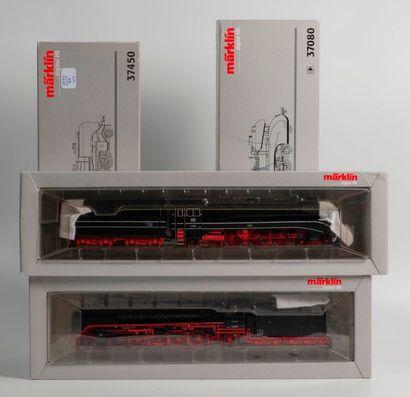 MARKLIN «HO»digital: Locomotive 151 de...