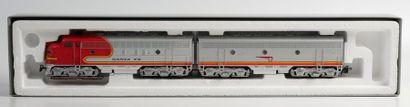 MARKLIN «HO»digital: Locomotive diesel...