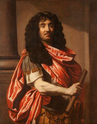Ecole FRANCAISE vers 1640, entourage de Philippe...