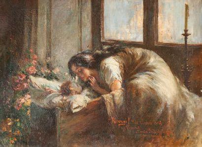 Vincenzo IROLLI (1860-1942/49)  Risorgi !...